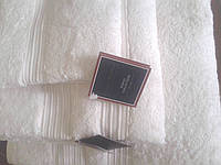 Махровое полотенце 70х140 бамбук/хлопок London IVORY CASUAL AVENUE, фото 1