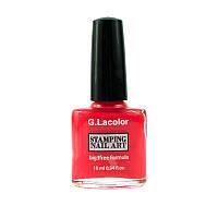 Лак для ногтей для стемпинга G.La Color 005