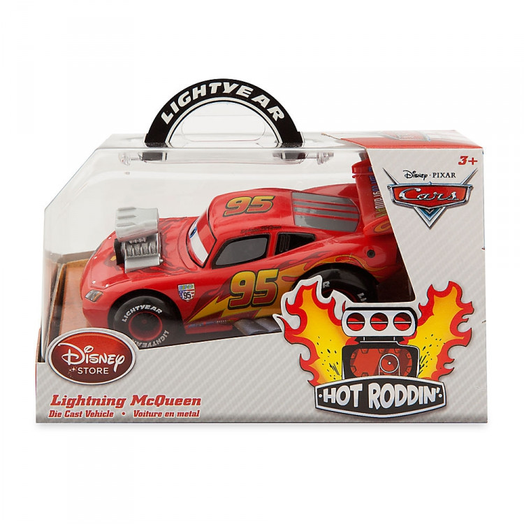 Машинка Молния МакКвин Тачки Дисней / Lightning McQueen Car Disney