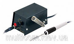13-00-014. Микропаяльная станция корпус металл  ZD-927 для SMD, 8W, 100-450*C