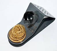 13-0426. Подставка для паяльника с метал.губкой  ZD-10W