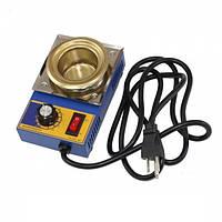13-04-07. Паяльная ванна DZ-70503, диам.-50мм, 150W, 200-480°C, 220V