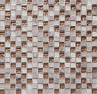 Каменная мозаика для кухонного фартука Vivacer PC004