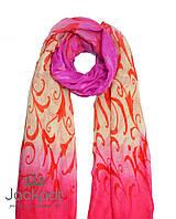 Стильный шарф градиент