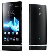 Бронированная защитная пленка для  Sony Ericsson Xperia P на две стороны
