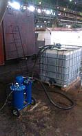 Услуги по очистке гидравлических жидкостей