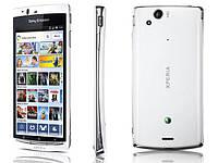 Бронированная защитная пленка для Sony Ericsson Xperia Arc S на две стороны