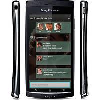 Бронированная защитная пленка для экрана Sony Ericsson Xperia Arc S