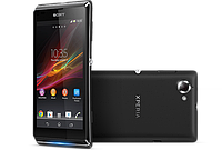 Бронированная защитная пленка для экрана Sony Xperia L