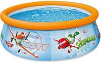 Детский надувной бассейн Intex 28102 Литачки (1,83 х 51 см)