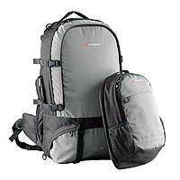 Походный рюкзак Caribee Jet pack 65 Storm Grey
