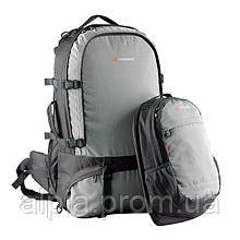 Походный рюкзак Caribee Jet pack 65 Storm Grey (комплект)