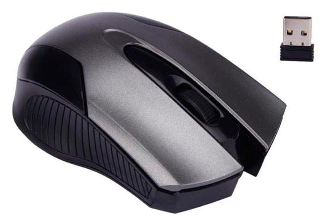 Беспроводная радио мышь wireless 2.4 ГГц