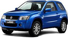 Пороги на Suzuki Grand Vitara (c 2006--) 3х дверная