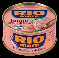 Тунец в оливковом масле Rio mare 80 гр.
