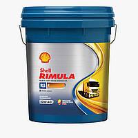 """SHELL RIMULA R5 E (Масло моторное полусинтетическое """"Shell"""")"""