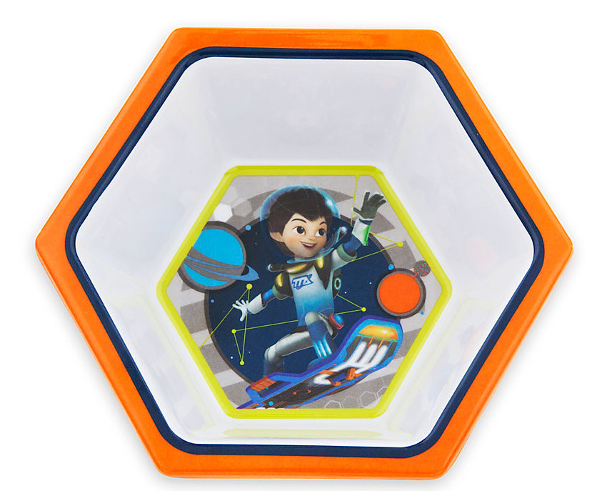 Тарелка Дисней Майлз с другой планеты / Miles from Tomorrowland