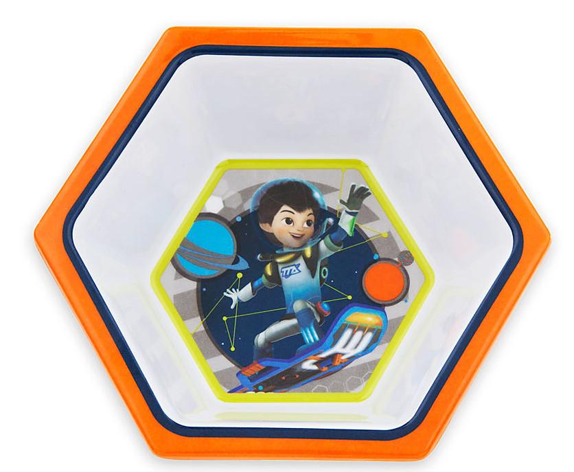 Тарелочка мисочка глубокая Дисней Майлз с другой планеты / Miles from Tomorrowland