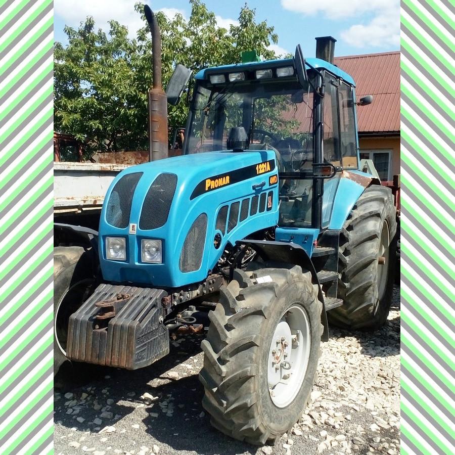 Трактор МТЗ PRONAR 1221A БУ   Тракторы БУ, фото 1