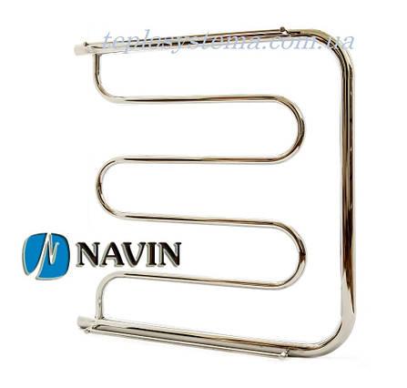 """Полотенцесушитель водяной NAVIN Фокстрот 600 х 600 (1/2"""" вн), фото 2"""