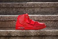 Женские кроссовки Nike Air Yeezy 2 RED