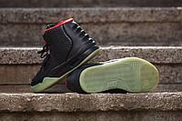 Мужские кроссовки Nike Air Yeezy 2 Black