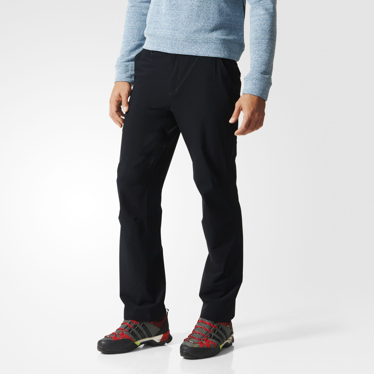Купить Мужские брюки Adidas Outdoor (Артикул  AO1858) в интернет ... 74ca2645d842e