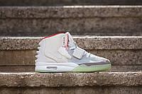 Мужские кроссовки Nike Air Yeezy 2 White