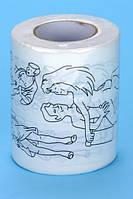 Туалетная бумага с сексуальными позами