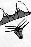 Комплект нижнего белья ручной работы