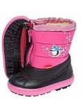 Зимові чобітки (зимние дутики) Demar Kenny 2 рожевий