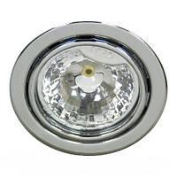 Светильник DL3 мебельный хром с лампой, Feron