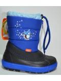 Зимові чобітки (зимние дутики) Demar Kenny синій