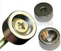 Неодимовый магнит  под шуруп   25мм/3мм (4 кг), фото 1