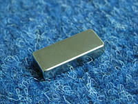 Пластина неодимовая 25х10х6 мм (7 кг)