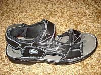 Кожаные сандалии качественные (40/41), фото 1