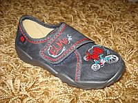 Детские туфельки-сандалики   Elefanten (25р-15см)(27р-17.5см)(28р-18см)