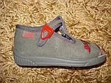 Детские туфельки-сандалики   Befado (23р.-14.5см), фото 5