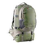 Походный рюкзак Caribee Jet pack 65 Mantis Green (комплект), фото 2