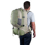 Походный рюкзак Caribee Jet pack 65 Mantis Green (комплект), фото 3