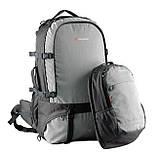 Походный рюкзак Caribee Jet pack 65 Mantis Green (комплект), фото 5