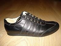 Фабричные кожаные туфли Zlett (42/44/46), фото 1
