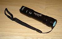 Firesprit  CREE Q5 светодиодный Фокус факел (350 люмен, 3 режима, 1 х 18650 батарей (фонарик)