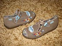 Детские туфельки-сандалики   Befado (26р-16.7см.), фото 1