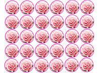 "Набор картинок ""Роза"""