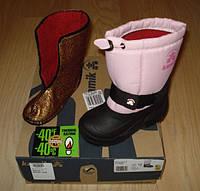 """Фирменные термо боты для девушки или подростка  Kamik Kids """"Rocket Boots(USA-5/6)"""