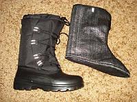 ПЕ-11 ОХ1 Бахилы на основе галош из ЭВА на шнурках (42/43/44)
