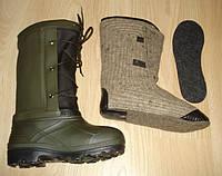 Зимние ботинки для рыбалки Бахилы для рыбаков ОХ 12 Р (42/43/44/45/46/47)