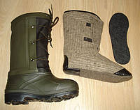 Зимние ботинки для рыбалки Бахилы для рыбаков ОХ 12 Р (46/47), фото 1