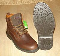 Классические Зимние ботинки Очень мягкая кожа.. GriSport (45/46)